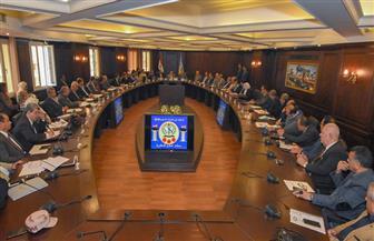 محافظ الإسكندرية يعلن رفع درجة الاستعداد بأجهزة المحافظة من أجل الاستفتاء على التعديلات الدستورية |صور