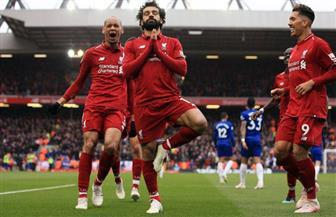 محمد صلاح يقود هجوم ليفربول فى مواجهة برشلونة بنصف نهائى دورى أبطال أوروبا