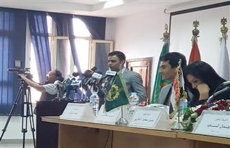 تنسيقية شباب الأحزاب والسياسيين تحث طلاب جامعة بنها على المشاركة في الاستفتاء على التعديلات الدستورية