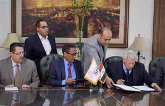 توقيع مذكرة تفاهم بين الأعلى للإعلام واتحاد الإذاعات العربية   صور