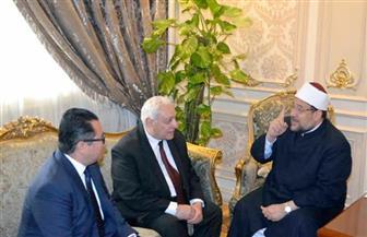 سفير كازاخستان: الجامعة المصرية للثقافة الإسلامية في بلادنا هي الأولى في مواجهة التطرف | صور