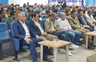 تنسيقية شباب الأحزاب لطلاب جامعة بنها: المشاركة في الاستفتاء حق دستوري وواجب وطني