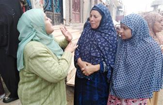 """القومي للمرأة يلتقي 43 ألف سيدة في ثاني أيام حملة """"صوتك لمصر بكرة"""" في البحيرة   صور"""