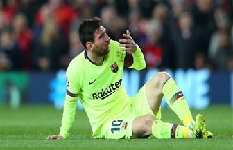"""ميسي جاهز لمحاولة منع يونايتد من تكرار سيناريو """"ثمن النهائي"""" بدوري أبطال أوروبا"""