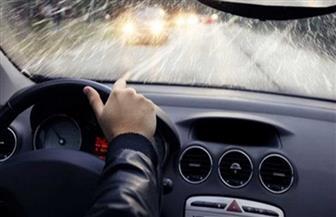 """تعرف على نصائح """"المرور"""" أثناء القيادة فى المطر حفاظا على سلامتك"""