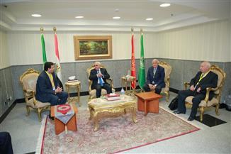 """محافظ بورسعيد يشهد فعاليات المؤتمر القومى 36 لـ""""علم الراديو"""""""