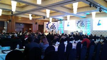 بدء الجلسة العامة لمؤتمر العمل العربي في يومه الثالث