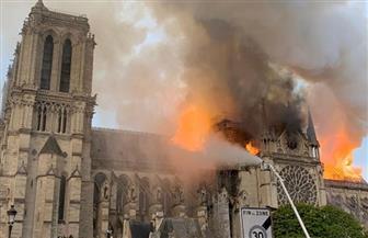 فرنسا تعتزم تنظيم مسابقة في الهندسة المعمارية لإعادة بناء برج كاتدرائية نوتردام المحترق