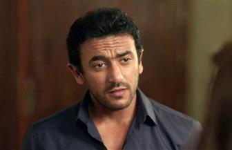 """أحمد العوضي لـ""""بوابة الأهرام"""": """"أنا بلطجي وضابط في رمضان المقبل"""""""