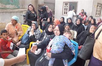 القومي للمرأة بالدقهلية ينظم لقاءات للتوعية بالاستفتاء على الدستور