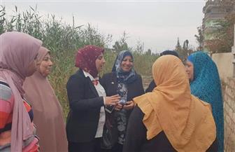 القومي للمرأة بكفر الشيخ ينظم لقاء حول التعديلات الدستورية | صور