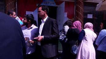 إقبال ملحوظ فى انتخابات نقابة الصيادلة بسوهاج