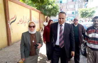 مدارس الإسكندرية جاهزة لاستقبال المواطنين للاستفتاء على التعديلات الدستورية