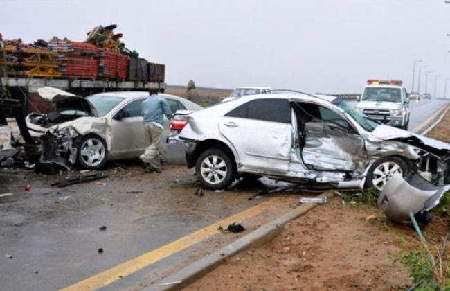 كيف تراجعت معدلات حوادث الطرق فى مصر خبراء يجيبون بوابة الأهرام