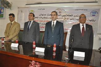 رئيس جامعة القناة: المشاركة في الاستفتاء على التعديلات الدستورية واجب وطني