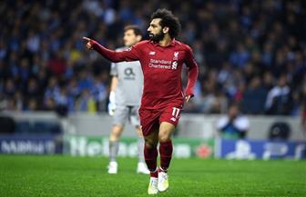 محمد صلاح يسجل ويصنع ويقود ليفربول للفوز على بورتو.. ويضرب موعدا مع برشلونة فى نصف النهائى