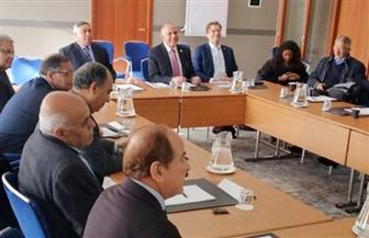 وزير الري يترأس وفد مصر في الاجتماع الوزاري للمجلس الاستشاري المصري الهولندي للمياه | صور