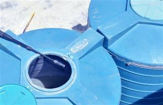 شركة مياه البحر الأحمر تدشن مبادرة لتطهير وتعقيم خزانات المياه بالمساجد والكنائس بالمجان