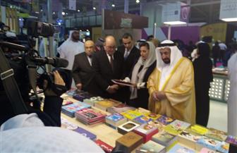 """القاسمي يفتتح """"مهرجان الشارقة القرائي للطفل"""" بمشاركة 56 دولة"""