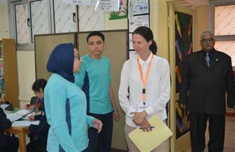 المدرسة المصرية الدولية الحكومية بالشيخ زايد تحصل على الاعتماد الدولي  IB لبرنامج السنوات المتوسطة| صور