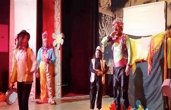"""""""ألوان الصيف"""" مهرجان للأطفال بثقافة جمال عبدالناصر   صور"""