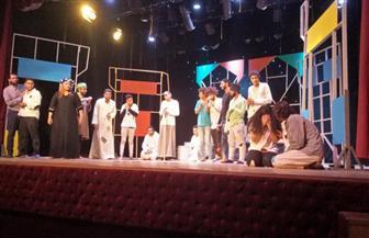 ختام مهرجان الإبداع المسرحي بفرع ثقافة الجيزة  صور