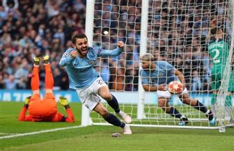5 أهداف فى أول 21 دقيقة بين مانشستر سيتى وتوتنهام بدورى أبطال أوروبا