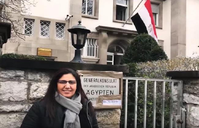 فتاة مصرية رفضوا الاعتراف بشهادتها فعملت بدون راتب وأبهرت الألمان| فيديو