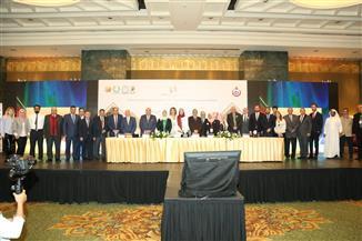 مؤتمر بجامعة القاهرة يؤكد أهمية دمج متحدي الإعاقة في الحياة المجتمعية | صور