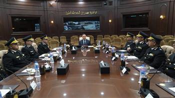 وزير الداخلية: الشرطة تقوم بدورها الوطني في تأمين الاستفتاء على التعديلات الدستورية   فيديو
