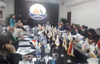 تحالف الأحزاب المصرية يناقش خطة للتوعية بفيروس كورونا والمشاكل القانونية لأحزابه