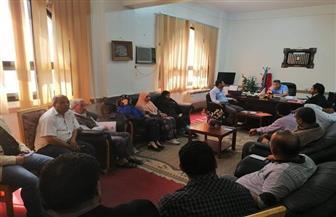 """""""صحة جنوب سيناء"""": فرق طبية متخصصة تشارك في الاستفتاء على تعديلات الدستور  صور"""