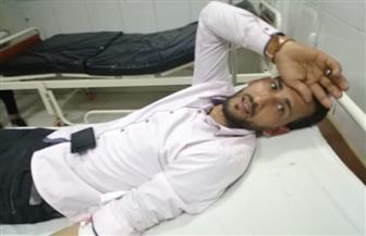 خروج جميع المصابين في حادث قطار كفرالشيخ.. وفريق من النيابة يجري معاينة لموقع الحادث| صور