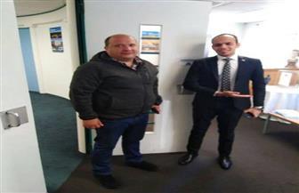 أول سفارة مصرية بالخارج.. فتح باب التصويت بالاستفتاء على التعديلات الدستورية في نيوزيلندا  صور