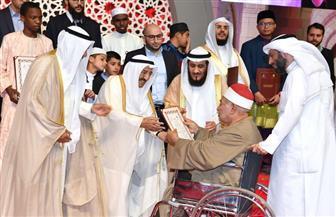 ختام جائزة الكويت الدولية للقرآن الكريم.. وأمير البلاد يكرم الطبلاوي