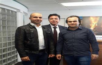 ننشر صور أول 3 مصريين صوتوا على التعديلات الدستورية بنيوزيلندا