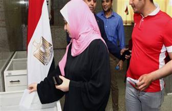 بدء توافد المصريين فى أبو ظبى ودبي للتصويت على التعديلات الدستورية