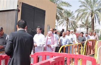 إقبال كبير من المصريين بجدة للمشاركة فى الاستفتاء علي الدستور  صور