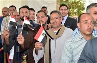 مشاركة كثيفة فى التصويت علي تعديل الدستور بالكويت| صور