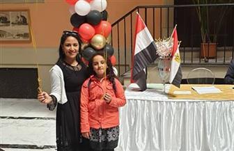 سفارة مصر فى بكين تواصل استقبال المصريين للتصويت على التعديلات الدستورية