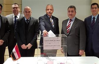 انتهاء تصويت المصريين بطوكيو في أول أيام الاستفتاء على التعديلات الدستورية