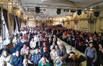 """"""" مستقبل وطن"""" ينظم مؤتمرات جماهيرية حاشدة لدعم التعديلات الدستورية في الدقهلية  صور"""