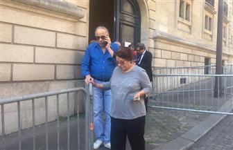 أبناء الجالية المصرية بفرنسا يشاركون في الاستفتاء على التعديلات الدستورية| صور