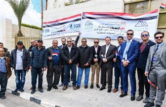 في الأردن.. المصريون بشركات البترول يدلون بأصواتهم خلال الاستفتاء على التعديلات الدستورية
