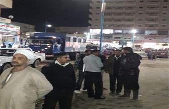 الغرابلى: حملات لإزالة الإشغالات والباعة الجائلين من شوارع وسط مدينة مرسى مطروح