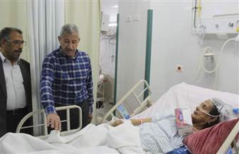 رئيس مدينة القصير يتفقد المستشفى المركزي | صور