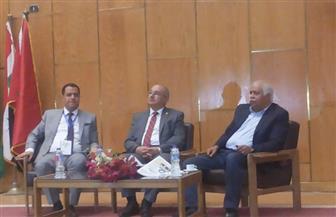 """""""حمدي رزق"""" يتبنى حملة تبرع لمستشفى 2020 لعلاج الأورام بجامعة أسيوط"""