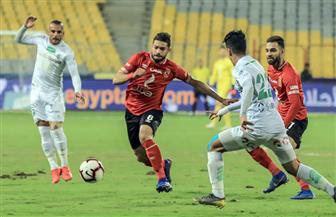 الأهلى يتصدر الدوري المصرى مؤقتا بعد الفوز على الاتحاد بثنائية