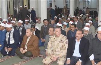 محافظ الفيوم يشهد الاحتفال بذكرى الإسراء والمعراج في مسجد ناصر الكبير