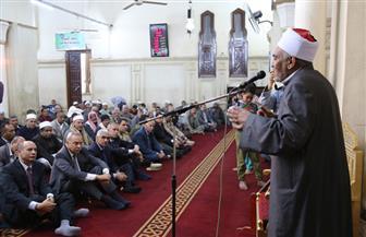 محافظ قنا يشهد احتفال مديرية الأوقاف بذكرى الإسراء والمعراج |صور